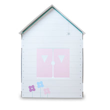 Cardboard playhouse home sweet home pink version