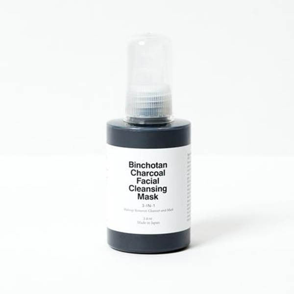 Binchotan Charcoal Cleansing Mask