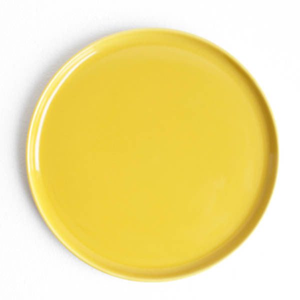 DO Claska Plate Yellow