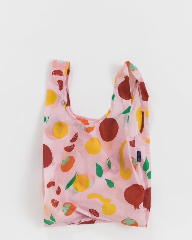 Reuseable Baggu Bag - Autumn Fruit