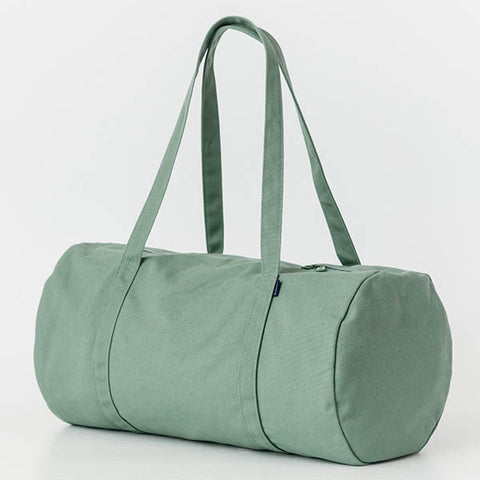 Canvas Duffle Bag Sage