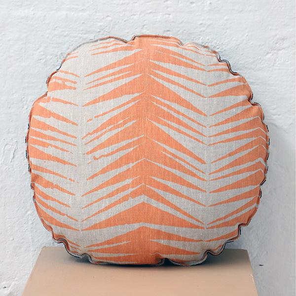 Round Palm Cushion