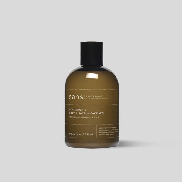 Sans [ceuticals] Activator 7 Body + Hair + Face Oil