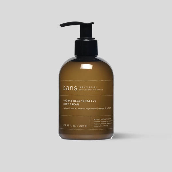 Sans [ceuticals] Baobab Regenerative Body Cream
