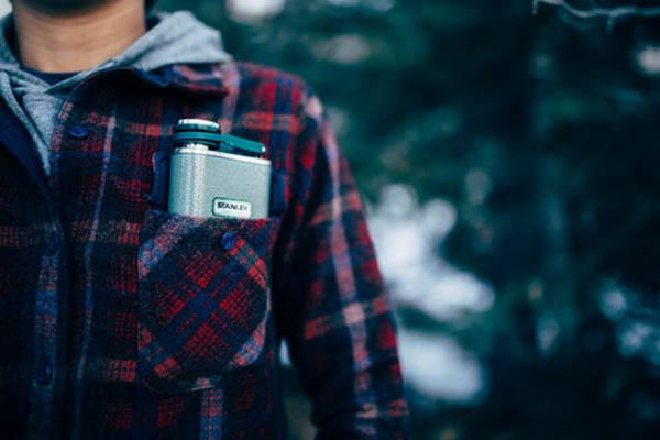 Adventure Hip Flask