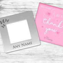 Thank You Engraved Magnetic Photo Frame