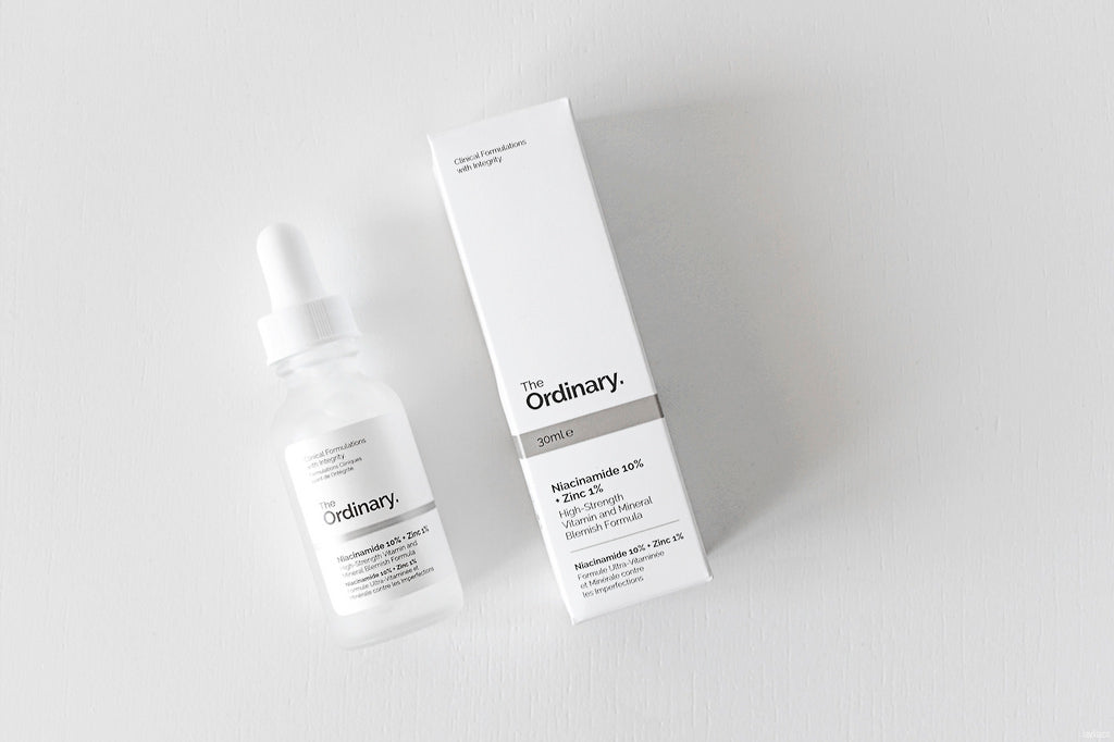 [The Ordinary - Deciem] Niacinamide 10% + Zinc 1%  - 30 ml