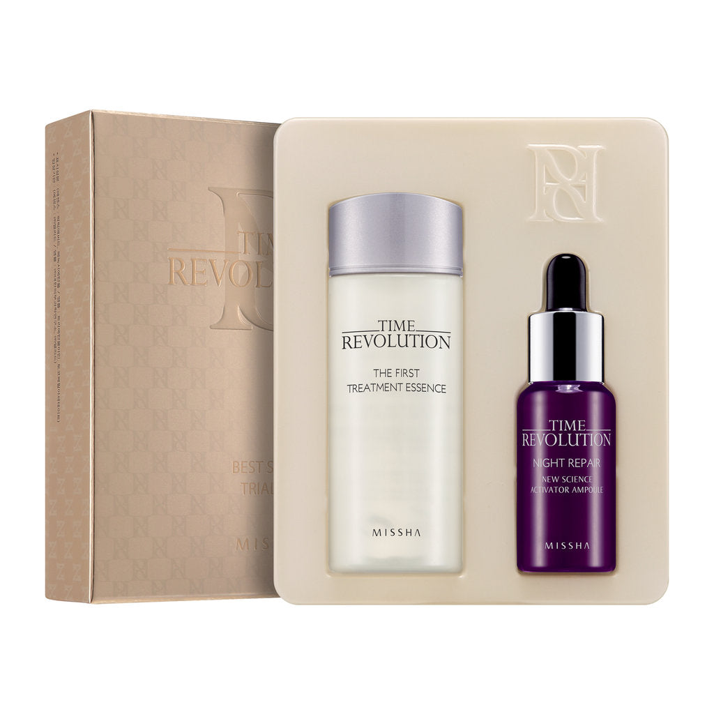 Missha Time Revolution First Treatment Essence In India Skinnmore The Intensive Moist Best Seller 30ml Ampoule 10ml