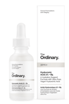 [The Ordinary - Deciem] Hyaluronic Acid 2% + B5 - 30 ml