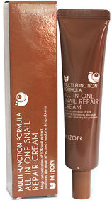 MIZON All In One Snail Repair Cream Tube - 35 ml