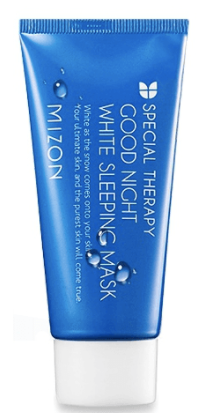 Mizon Good Night White Sleeping Mask Tube [50 ml]