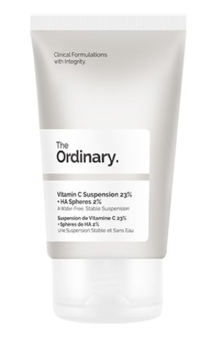[The Ordinary - Deciem] Vitamin C Suspension 23% + HA Spheres 2% - 30ml