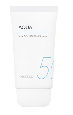 Missha All-around Safe Block Aqua Sun Gel Spf50+/pa+++ 50ml