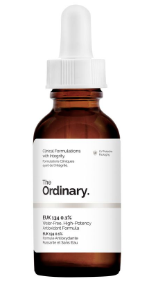 [The Ordinary] EUK 134 0.1%