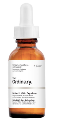 [The Ordinary] Retinol 0.2% in Squalane (30ml)