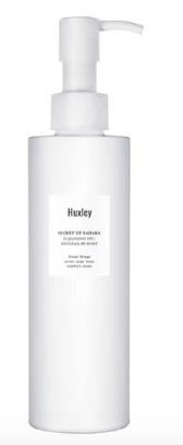 [Huxley] Secret of Sahara CLEANSING GEL ; BE CLEAN, BE MOIST - 200 ml