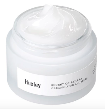 [Huxley] Secret of Sahara CREAM ; FRESH AND MORE - [50 ml]