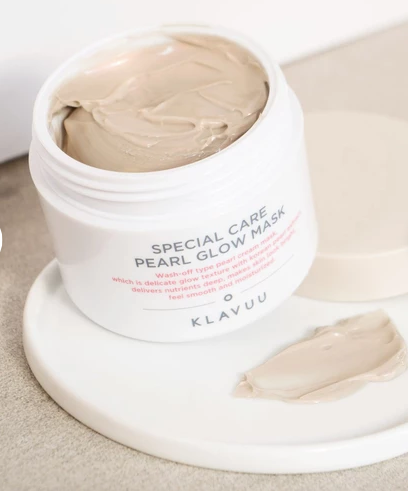 [Klavuu] Special Care Pearl Glow Mask - 100 ml