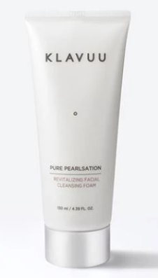 [Klavuu] Pure Pearlsation Revitalizing Facial Cleansing Foam - 130ml