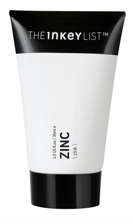 [THE INKEY LIST] Zinc Oxide Cream Moisturiser (30ml)