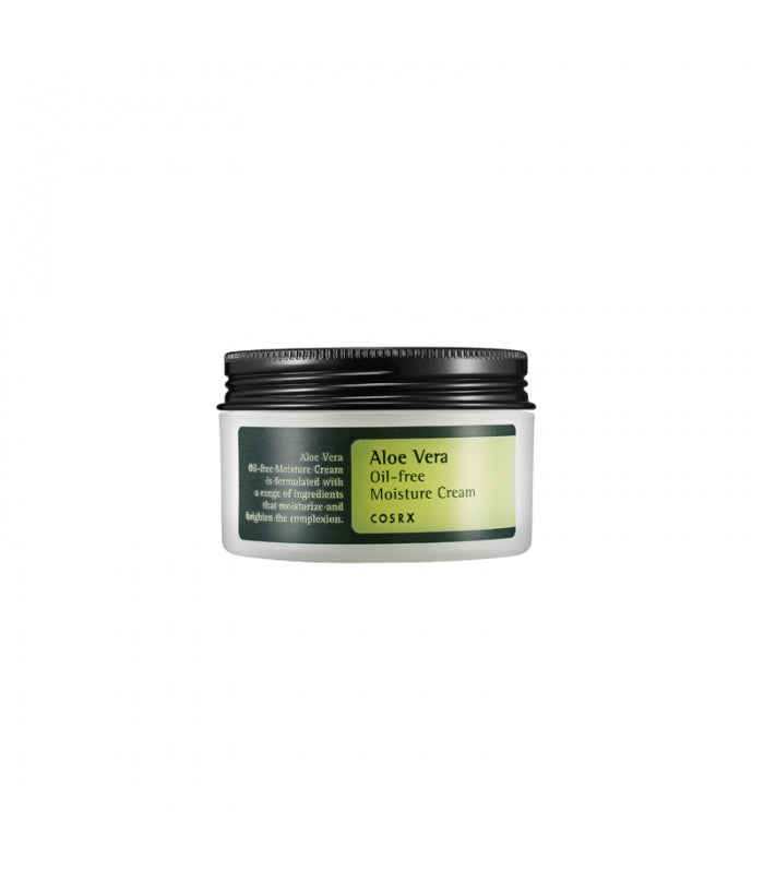 [Cosrx] ALOE VERA OIL-FREE MOISTURE CREAM - 100ml
