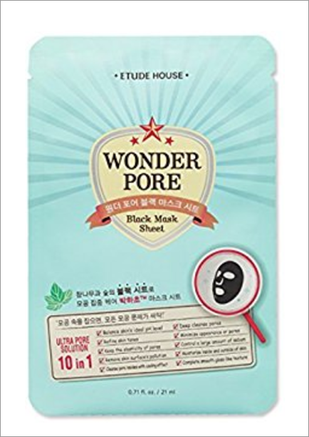 [Etude House] Wonder Pore Sheet Mask