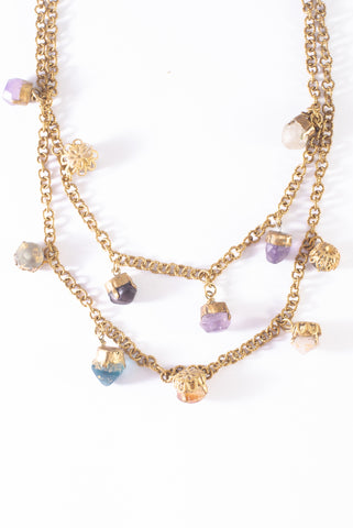 CRYSTAL POWER Necklace