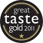 Great Taste Awards GOLD 2011 1 STAR