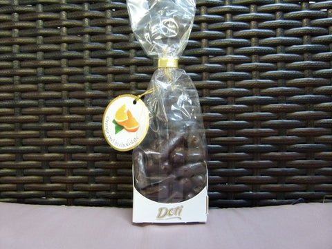 Orange Peel Chocolates