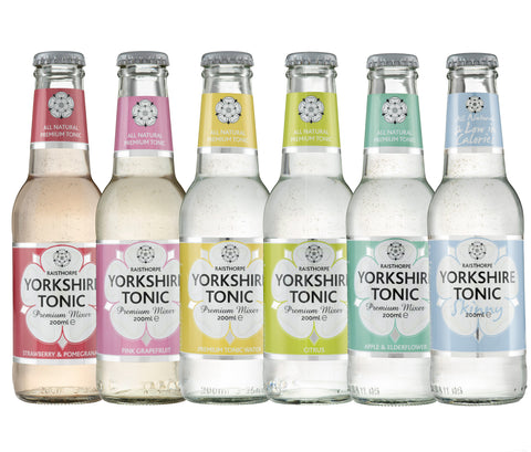 Yorkshire Tonic - Set of 24 - Four of each flavour
