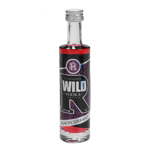 Blackcurrant Wild Vodka Liqueur
