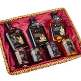 Country Collection 35cl and Jams Basket