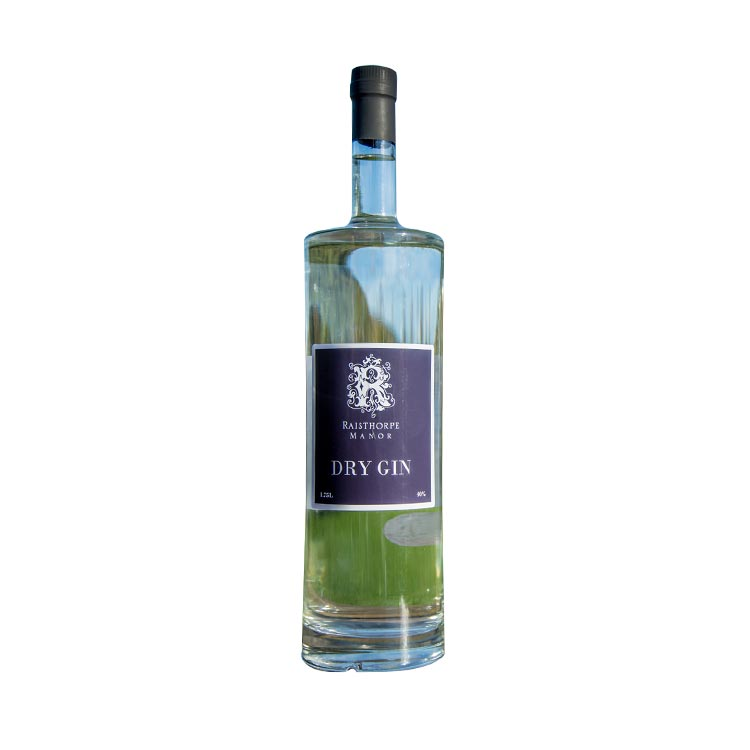 Distilled Yorkshire Dry Gin