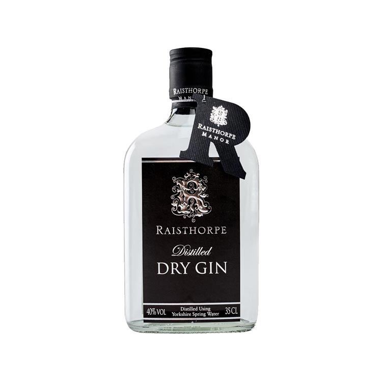 June Special Offer - 35cl Distilled Yorkshire Dry Gin and 6 bottles of Skinny Premium Tonic