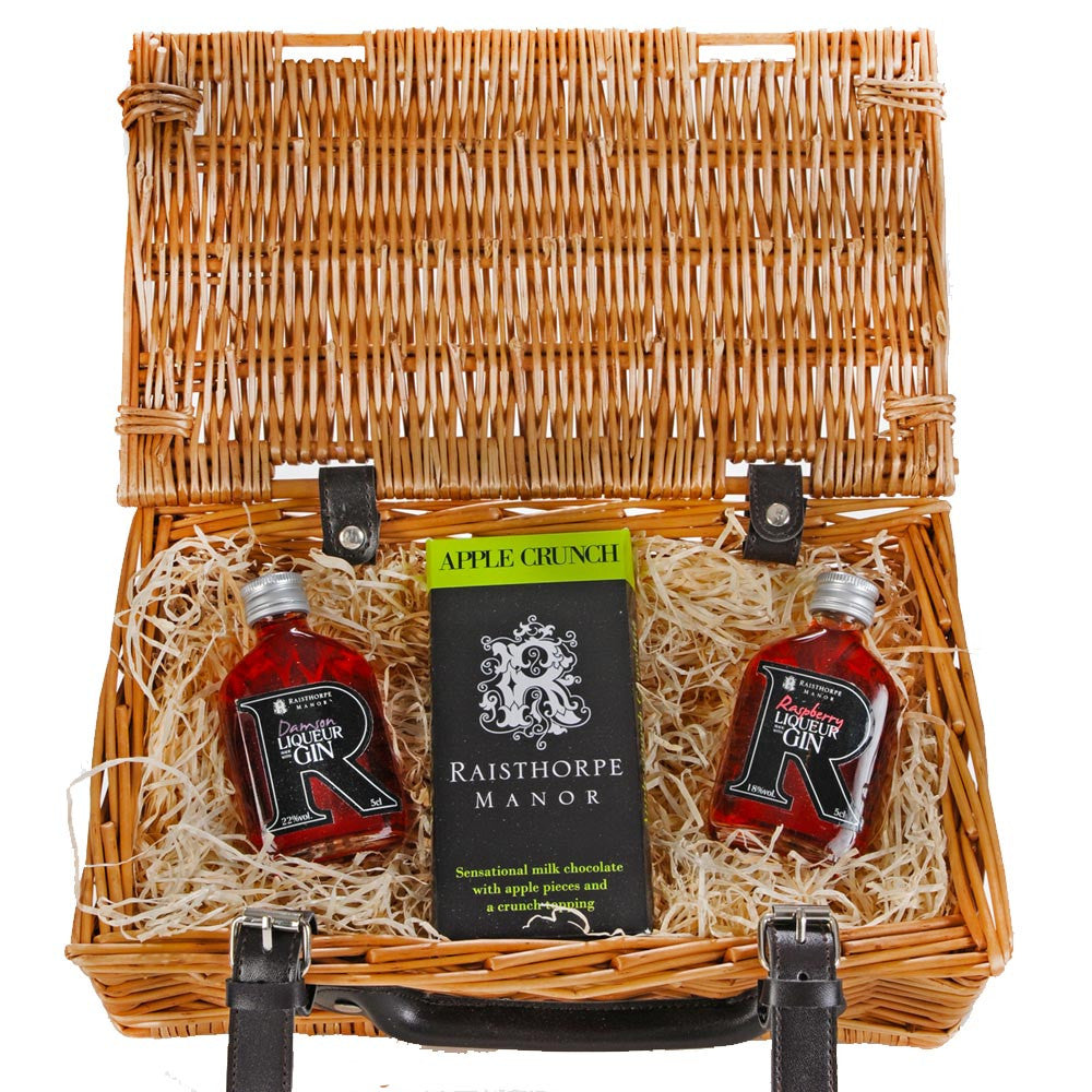 Gin Mix and Chocolate Selection Hamper