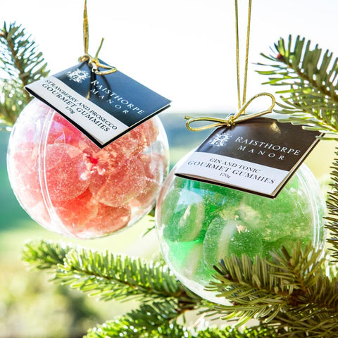 Strawberry & Prosecco and Gin & Tonic Gourmet Gummies Double Pack