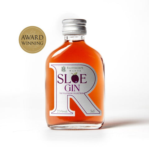 Sloe Gin & Sloe Port with Boss Mints Box Set