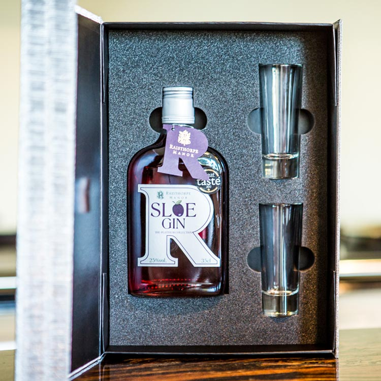 Shot Glass & Tipple Gift Set