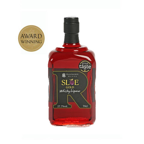 Sloe Gold Whisky Liqueur