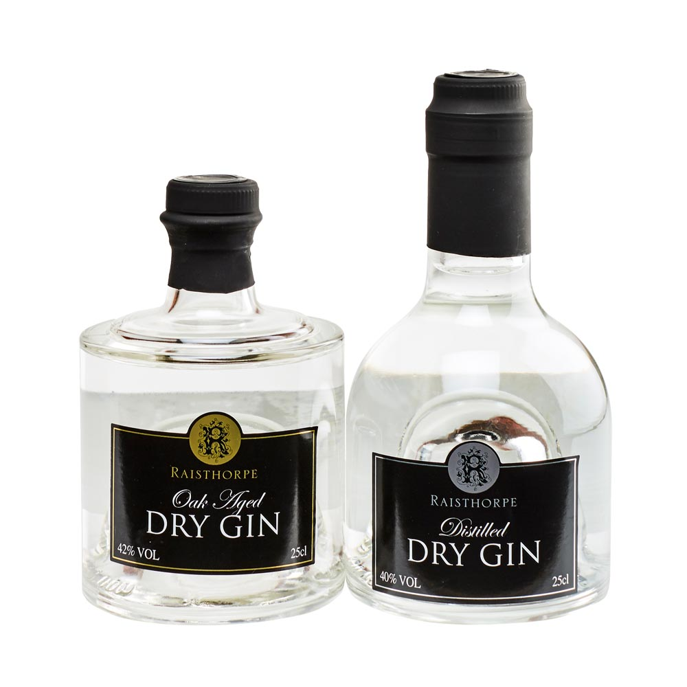 Stackers Yorkshire Gin Combo