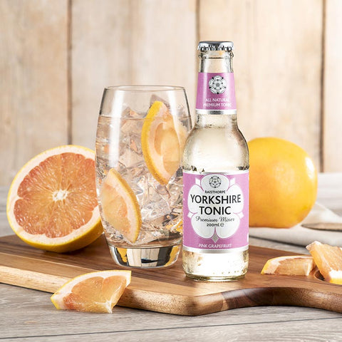 Yorkshire Tonic Pink Grapefruit