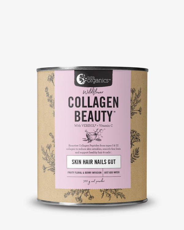 Nutra Organics Collagen Beauty Wildflower
