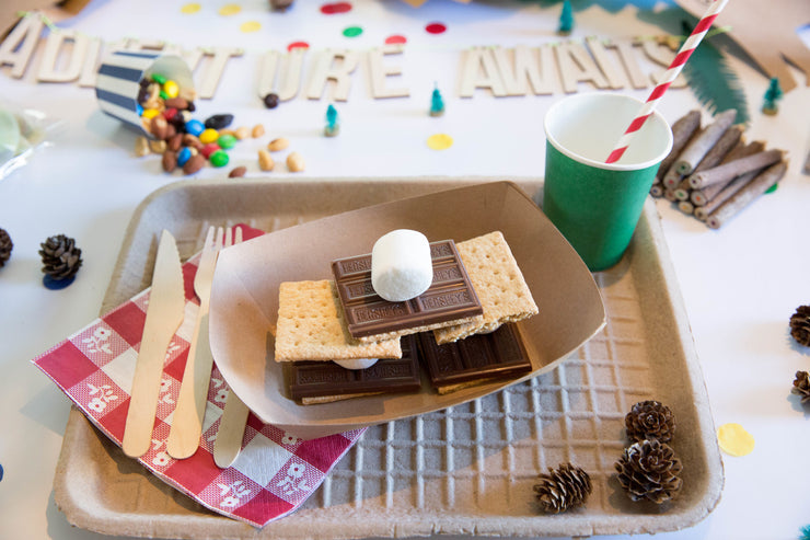 Happy Camper Birthday Party in a Box