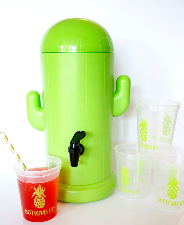 Cactus Drink Dispenser