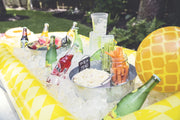 pineapple cooler pool party