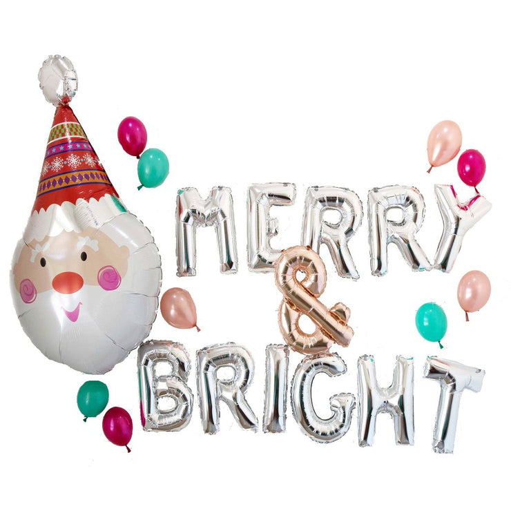 Merry & Bright Balloon Pack