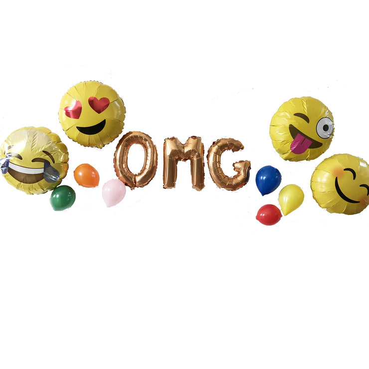 So Emojional Balloon Pack
