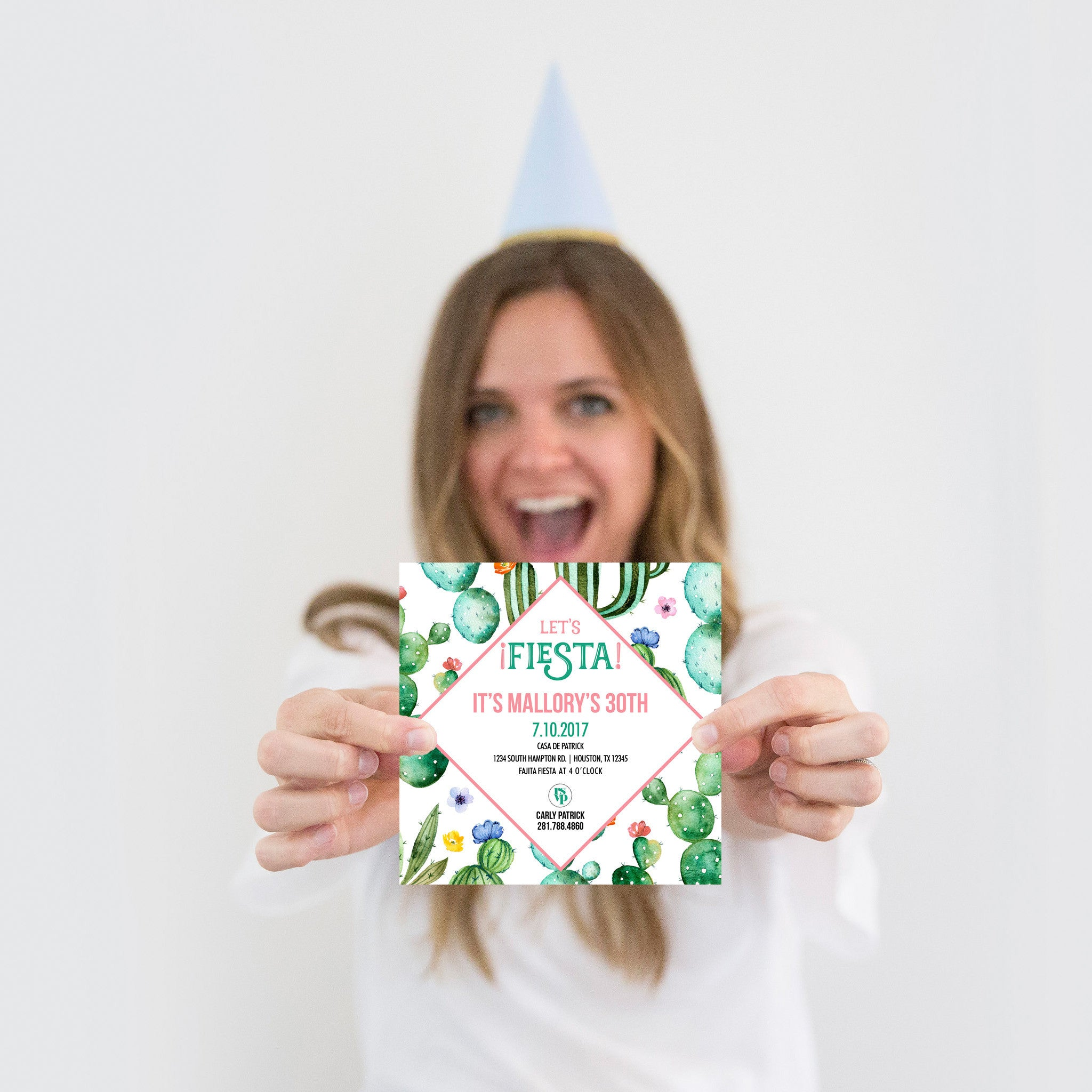 INVITED TO PARTY – Party Hat Paper Co.
