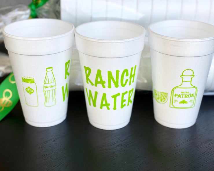 Ranch Water Styro