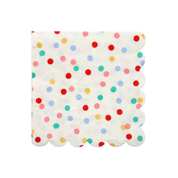 Spotty Cocktail Napkins